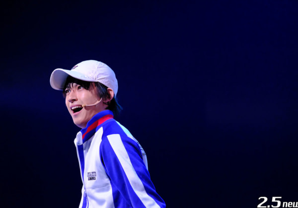 『テニスの王子様』3rdシーズン 全国大会 青学(せいがく)vs立海 前編