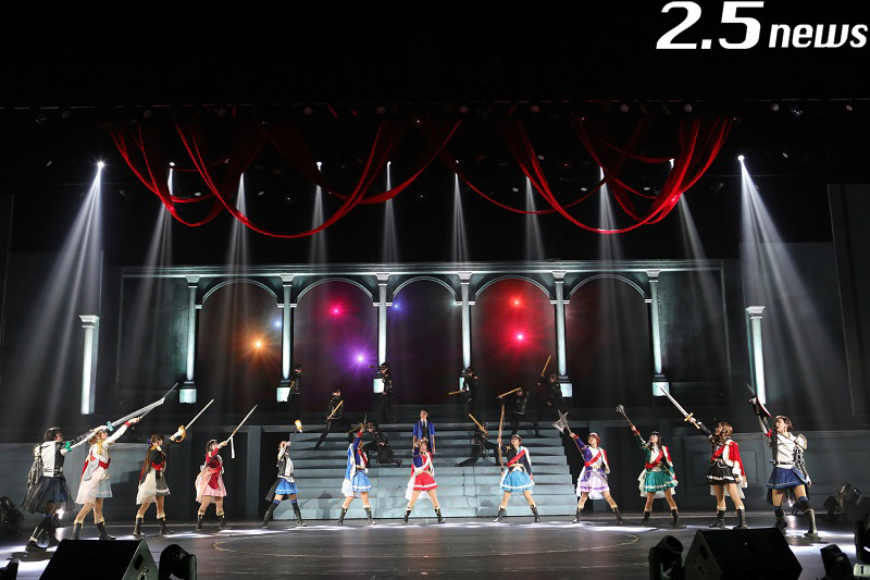 少女☆歌劇 レヴュースタァライト –The LIVE-#2 revival