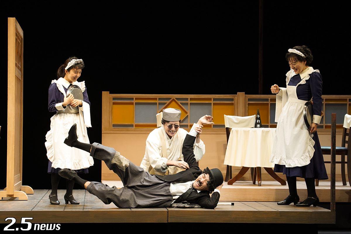 舞台『組曲虐殺』