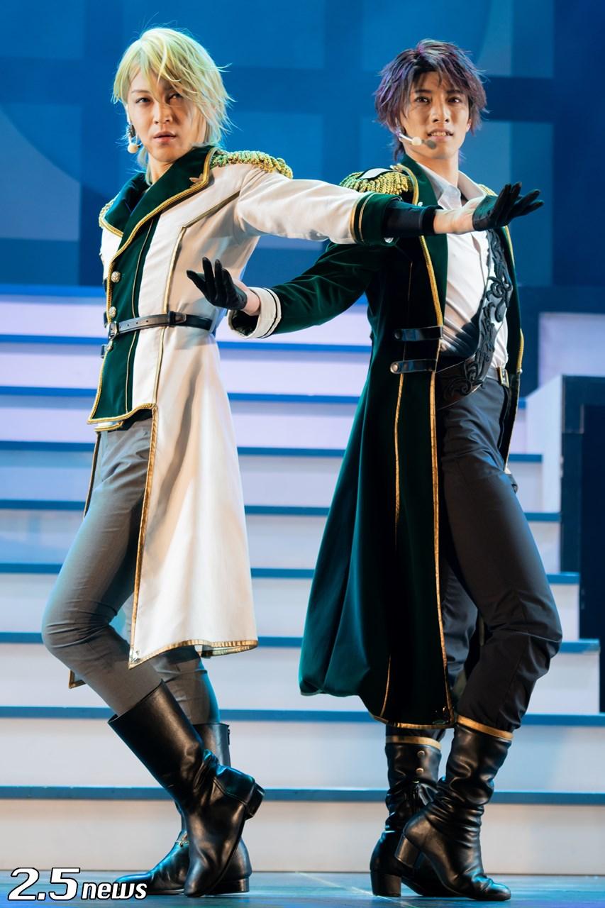 2.5次元ダンスライブ「ALIVESTAGE(アライブステージ)」Episode 2『月花神楽~青と緑の物語~』