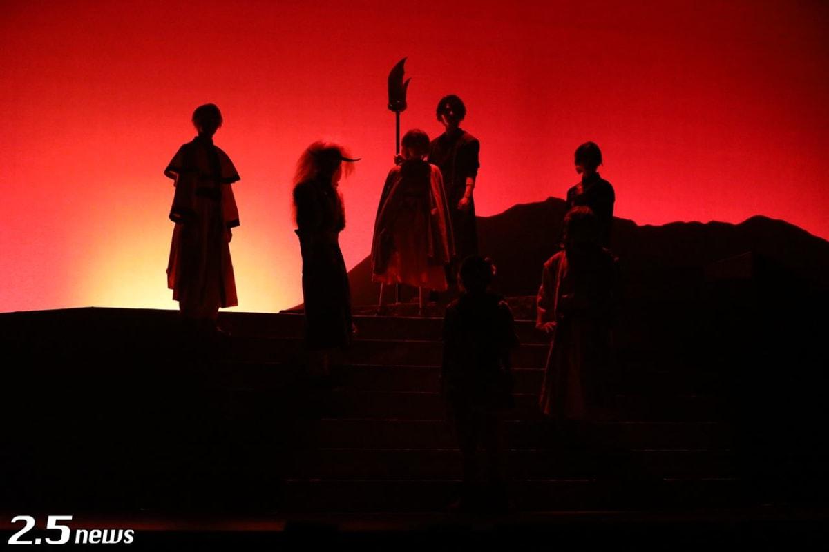 舞台「暁のヨナ〜烽火の祈り編」