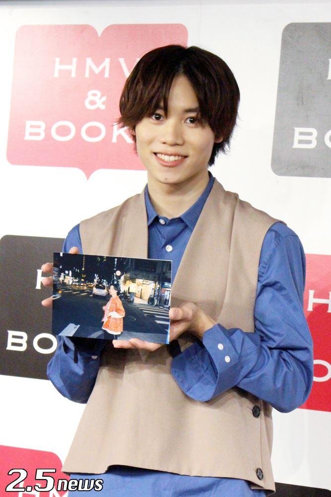 太田将煕2020年版カレンダー発売記念イベント