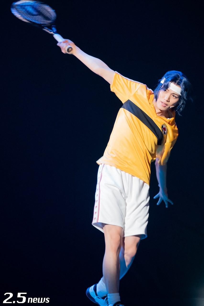 ミュージカル『テニスの王子様』3rdシーズン 全国大会 青学(せいがく)vs立海 後編