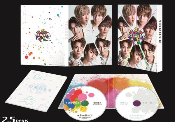 舞台「7ORDER」公演 DVD/Blu-ray