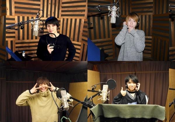 S.Q.S Episode 5「篁志季消失事件」主題歌 歌唱キャストコメント