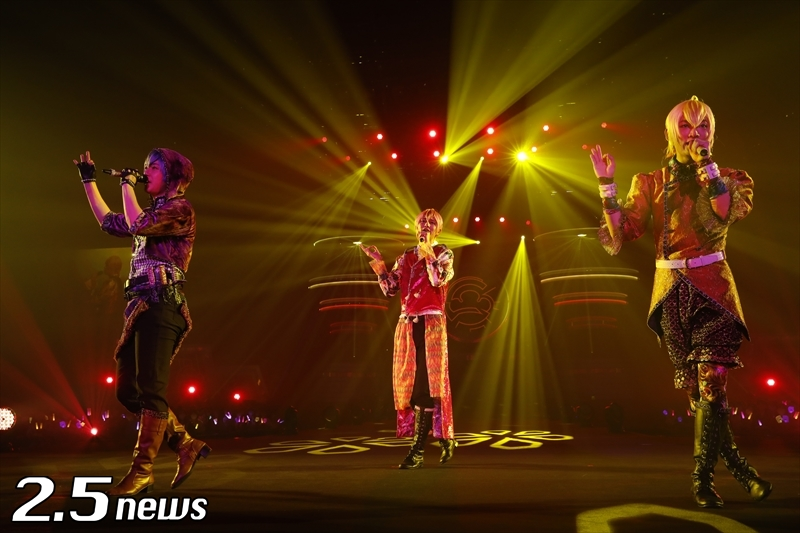 【F6】2ndライブツアー「FANTASTIC ECSTACY」
