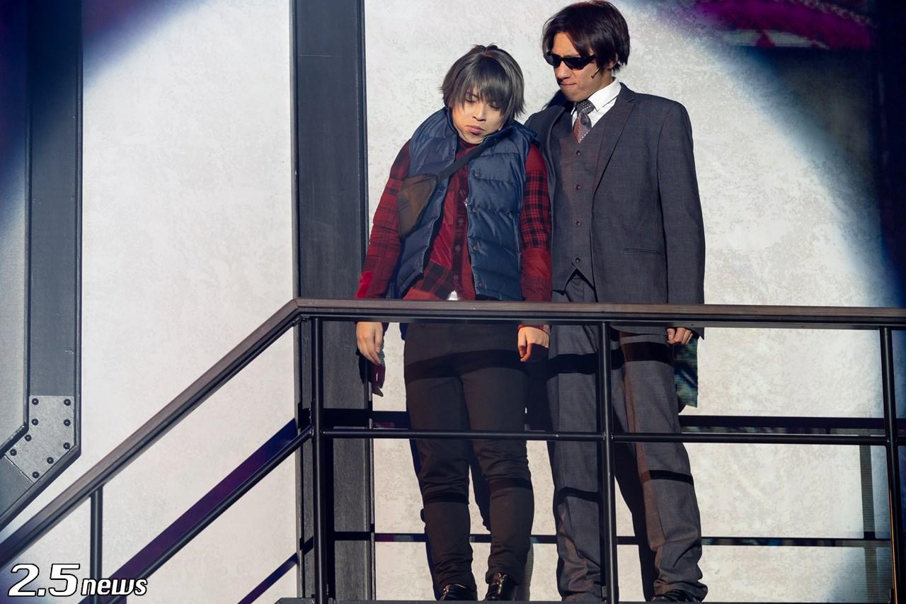 2.5次元ダンスライブ「S.Q.S(スケアステージ)」 Episode 5「篁 志季消失事件」