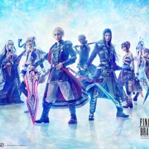 「 FINAL FANTASY BRAVE EXVIUS 」 THE MUSICAL