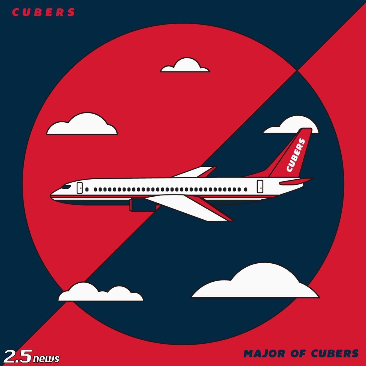 CUBERS Major 1st Album「MAJOR OF CUBERS」
