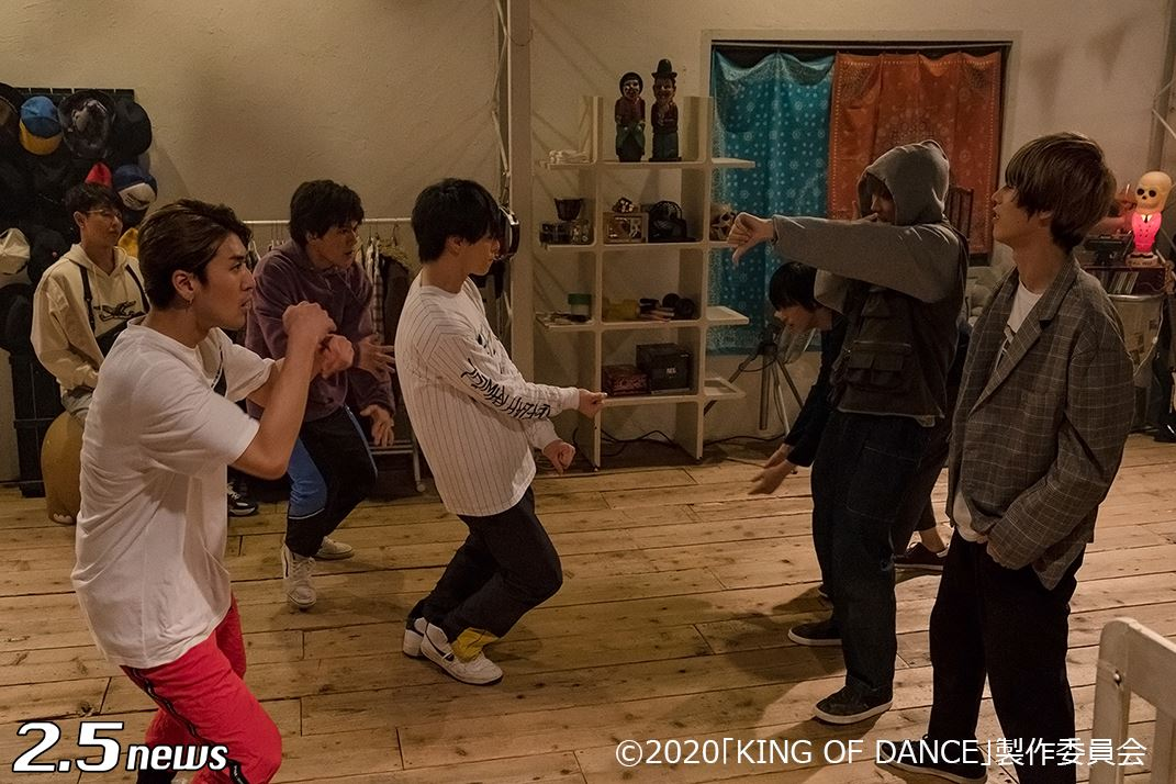 ドラマ『KING OF DANCE』
