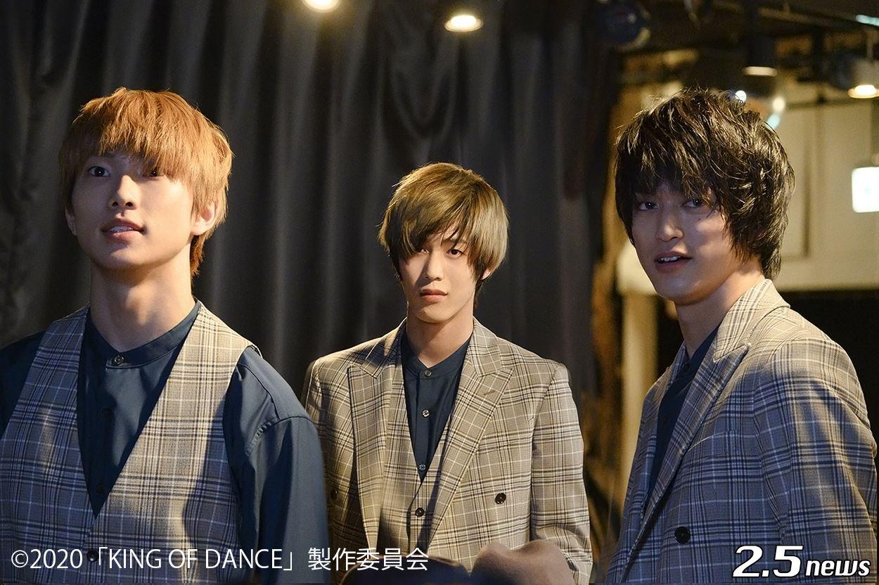 青春ダンスドラマ『KING OF DANCE』