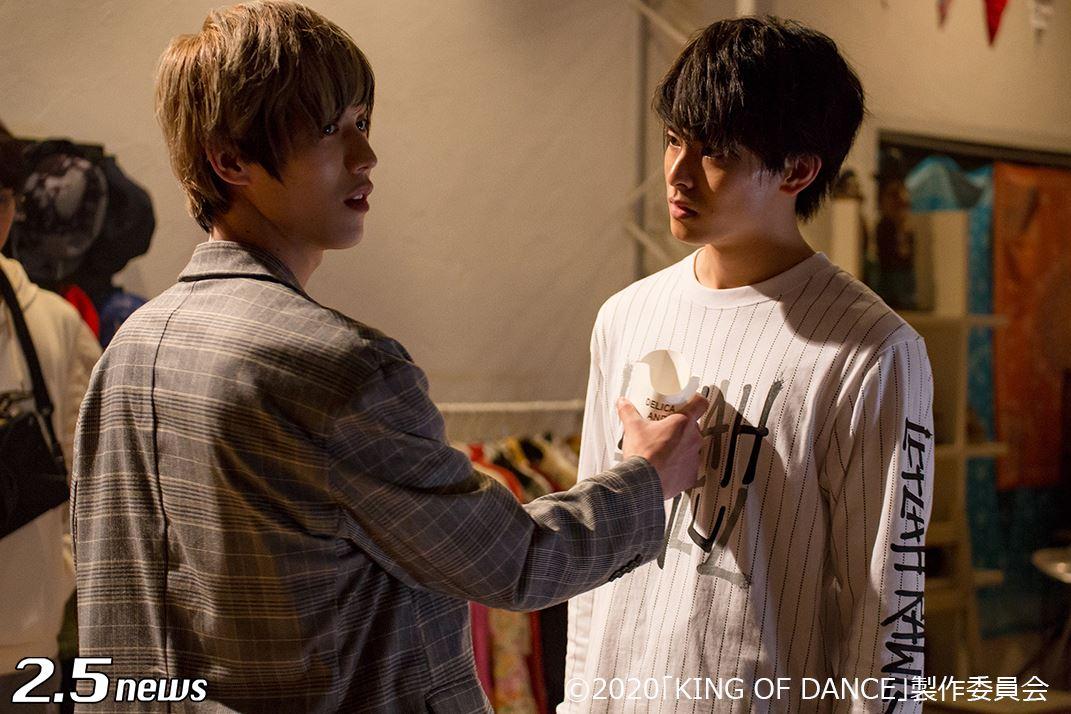 ドラマ『KING OF DANCE』