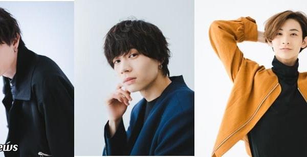 「田中理来」「安井一真」「大隅勇太」の専属マネジメントとファンクラブ運営を開始