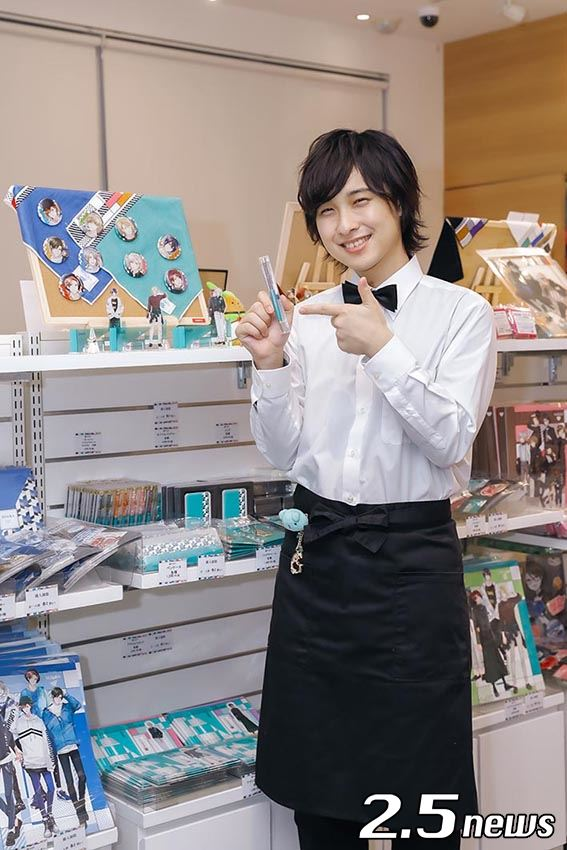 『TSUKIPRO SHOP in HARAJUKU』より寺島惇太さんお渡し会アフターレポート