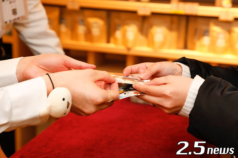 『TSUKIPRO SHOP in HARAJUKU』よりinfinit0田所陽向さん&千葉瑞己さんお渡し会アフターレポート