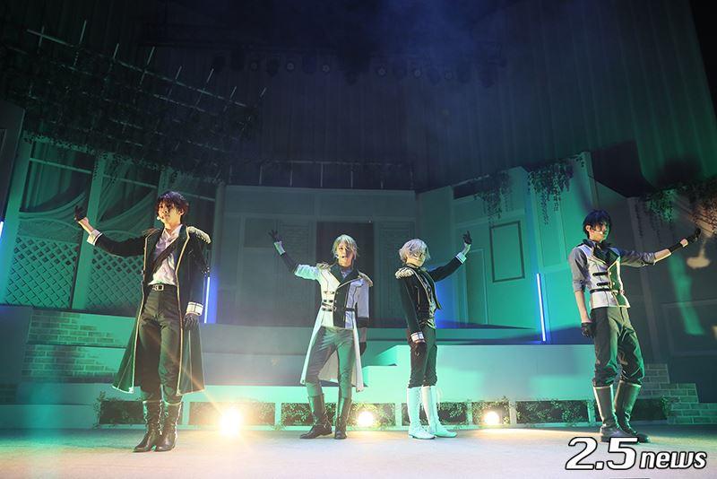 ツキプロ舞台