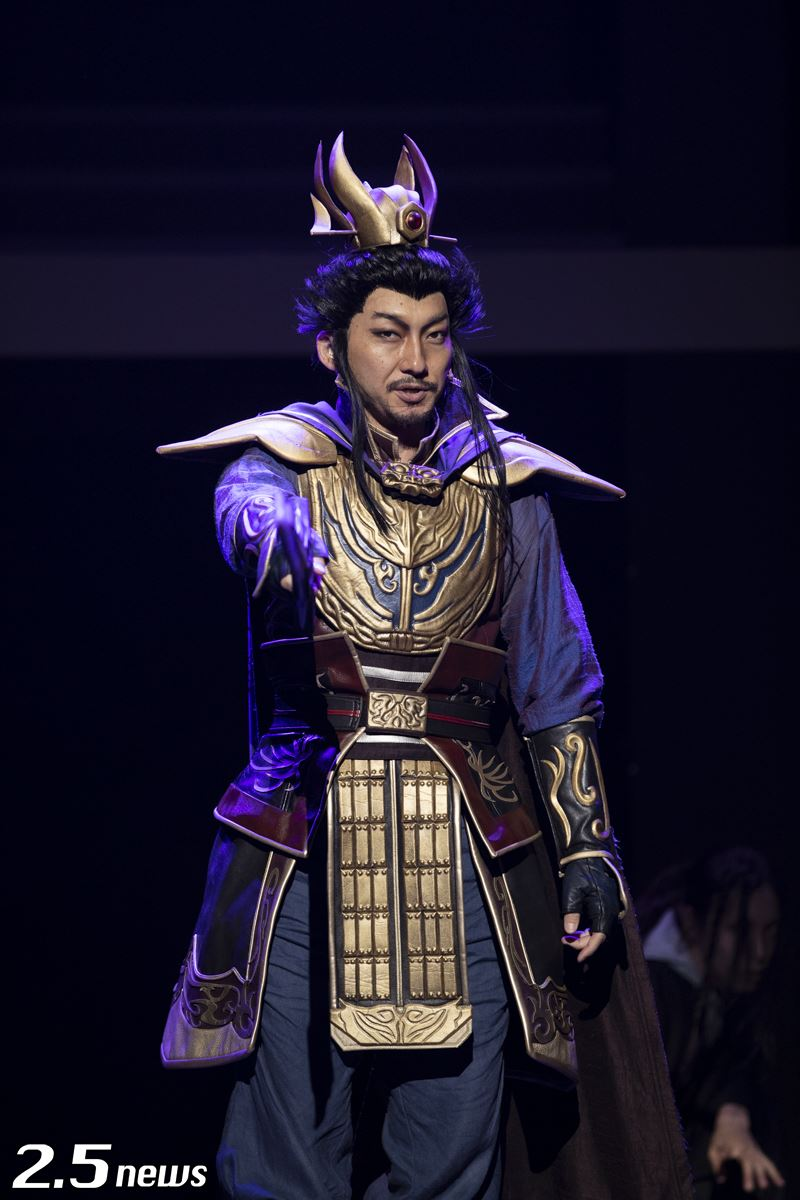 「舞台 真・三國無双 ~赤壁の戦い IF~」