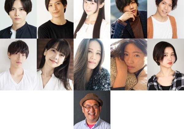 YouTube背神ドラマ『ネット怪談✕百物語』シーズン2