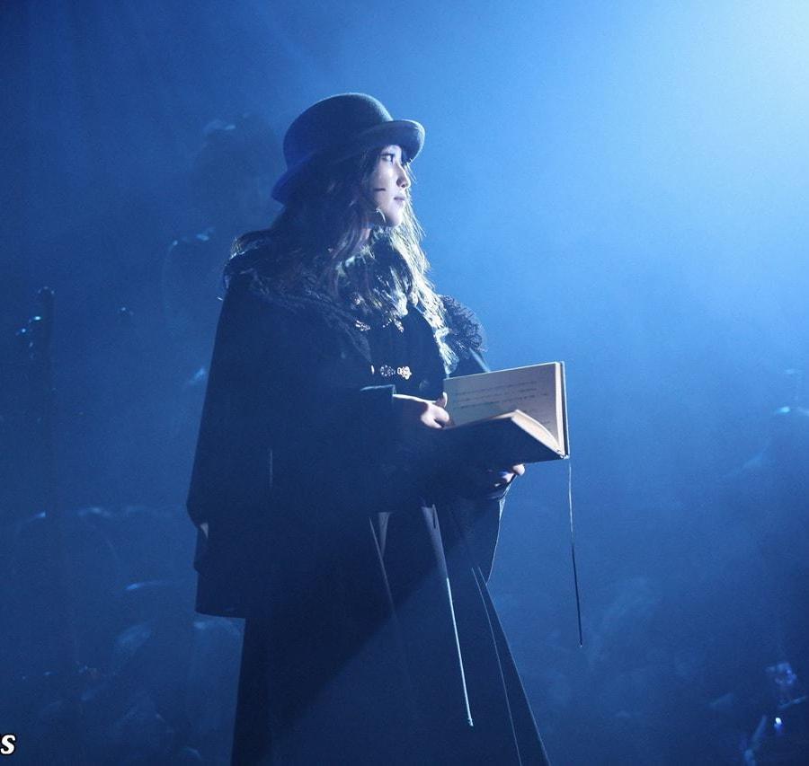 shared TRUMP シリーズ 音楽朗読劇『黑世界』 ~リリーの永遠記憶探訪記、或いは、終わりなき繭期にまつわる寥々たる考察について~