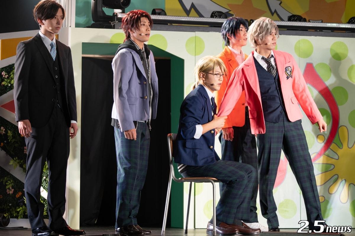 Episode3『SCHOOL REVOLUTION Hello 神さま 僕はここにいる!』◆Ver.GREEN◆