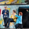【レポート】2.5次元ダンスライブ「ALIVESTAGE(アライブステージ)」Episode3『SCHOOL REVOLUTION Hello 神さま 僕はここにいる!』◆Ver.BLUE◆ゲネプロレポートをお届け!