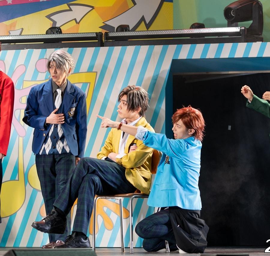 Episode3『SCHOOL REVOLUTION Hello 神さま 僕はここにいる!』◆Ver.BLUE◆