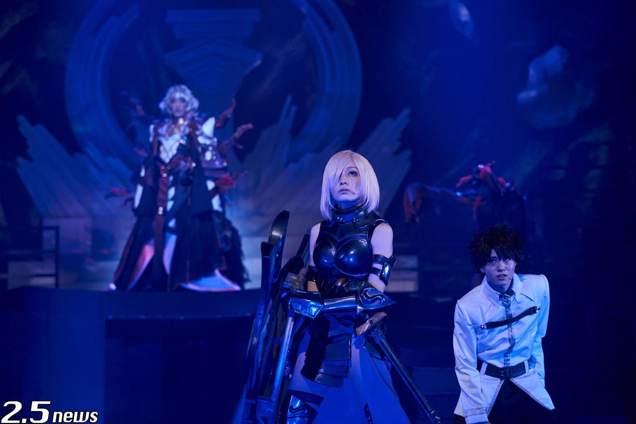 「Fate/Grand Order THE STAGE -冠位時間神殿ソロモン-」千秋楽公演のライブ・ビューイング、ライブ配信&Blu-ray&DVDの発売も決定!