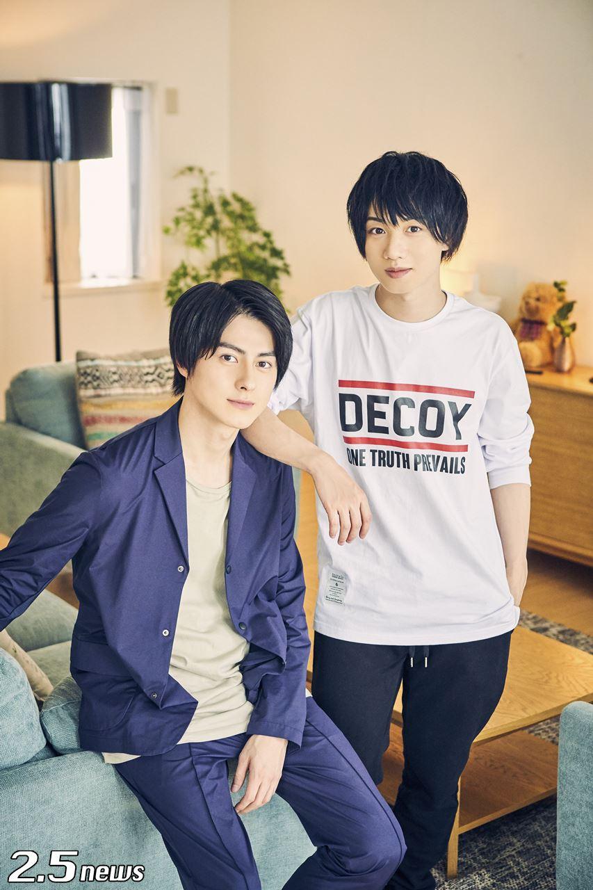 """One Day's Diary"" 悠輔&黎士郎編"