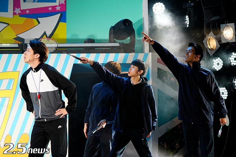 2.5次元ダンスライブ「ALIVESTAGE(アライブステージ)」Episode3『SCHOOL REVOLUTION Hello 神さま 僕はここにいる!』◆Ver.BLUE◆