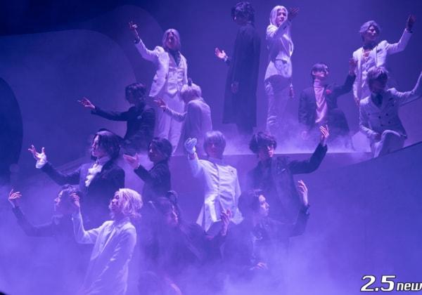 音楽劇「黒と白-purgatorium- ad libitum」<A:強欲×無私編><B:暴食×節制編>