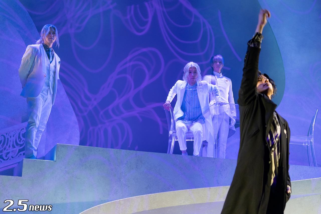 音楽劇「黒と白-purgatorium- ad libitum」<C:不和×調和編><D:嫉妬×寛容編>