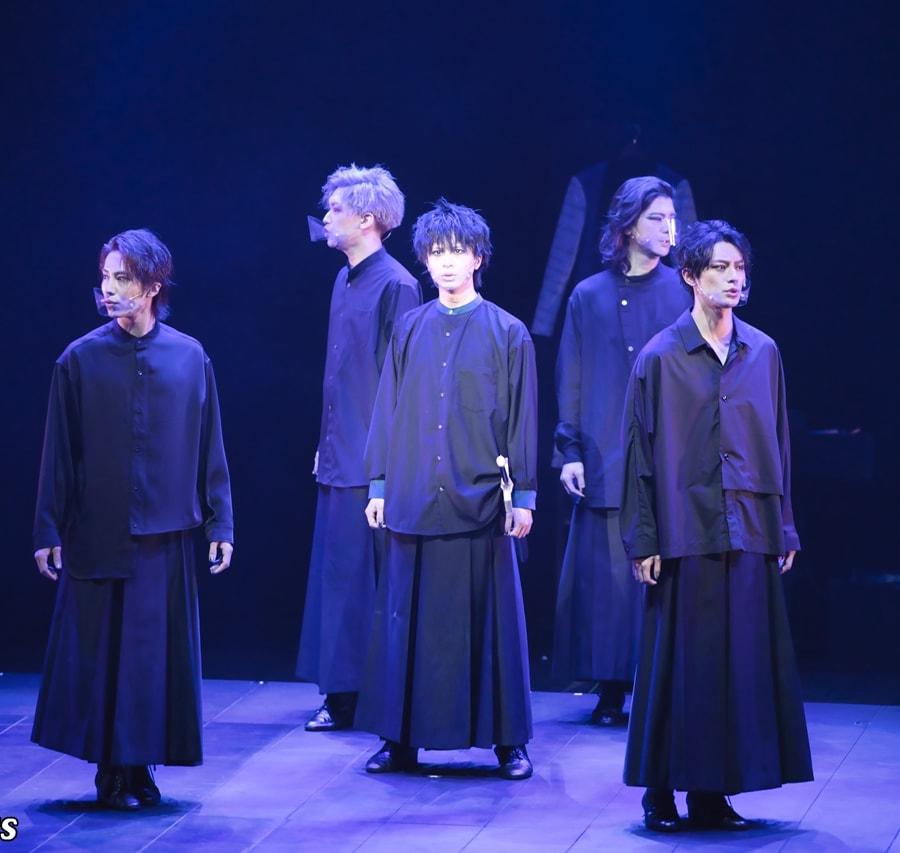 【レポート】5 Guys Shakespeare Act1:[HAMLET] ◆ゲネプロレポートをお届け!