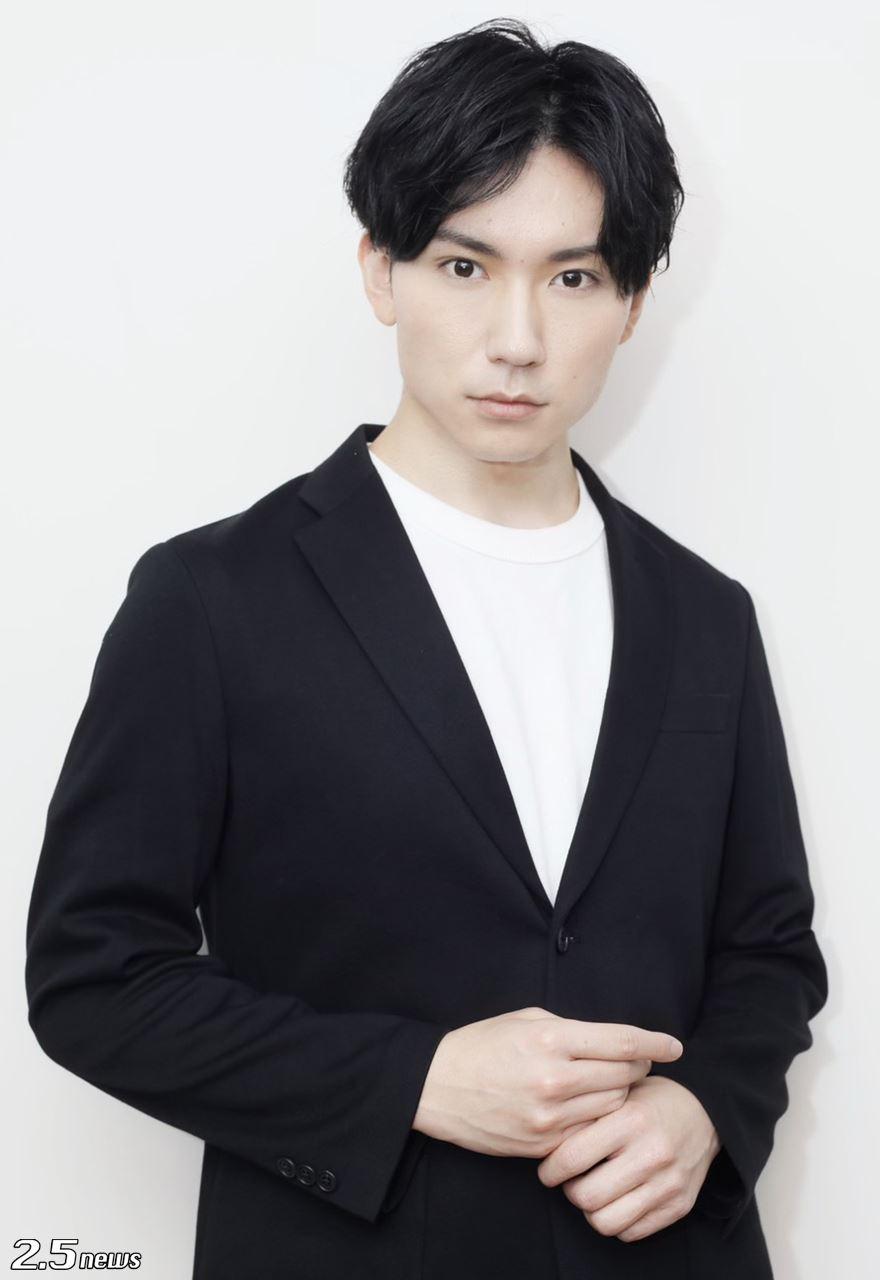 俳優・日向野祥