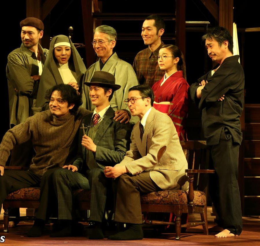 舞台『東京原子核クラブ』