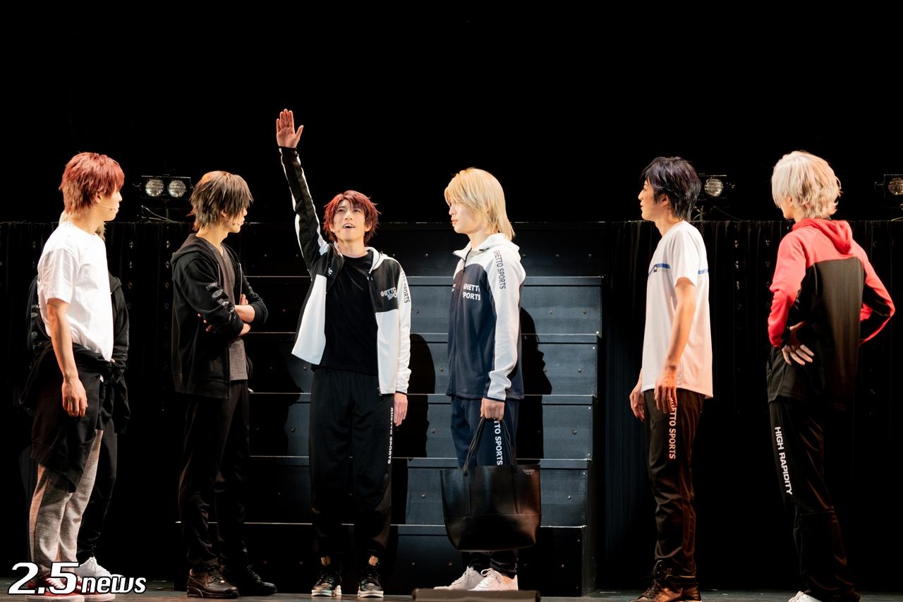 2.5次元ダンスライブ「ALIVESTAGE(アライブステージ)」Episode4『WYD』◆Ver.GREEN◆