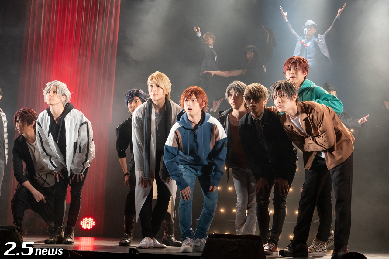 2.5次元ダンスライブ「ALIVESTAGE(アライブステージ)」Episode4『WYD』◆Ver.BLUE◆