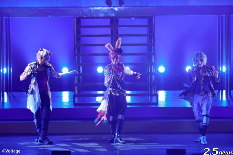 舞台「アニドルカラーズ キュアステージ SHUFFLE REVUE」