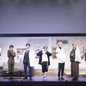 舞台「元号男子」