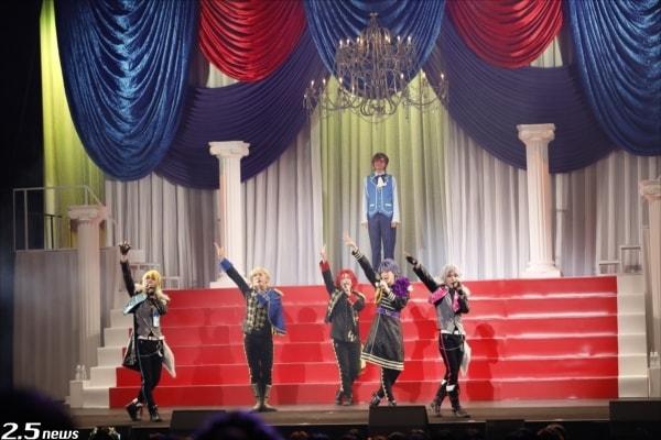 舞台「WITH by IdolTimePripara」DANPRI SPECIAL EVENT