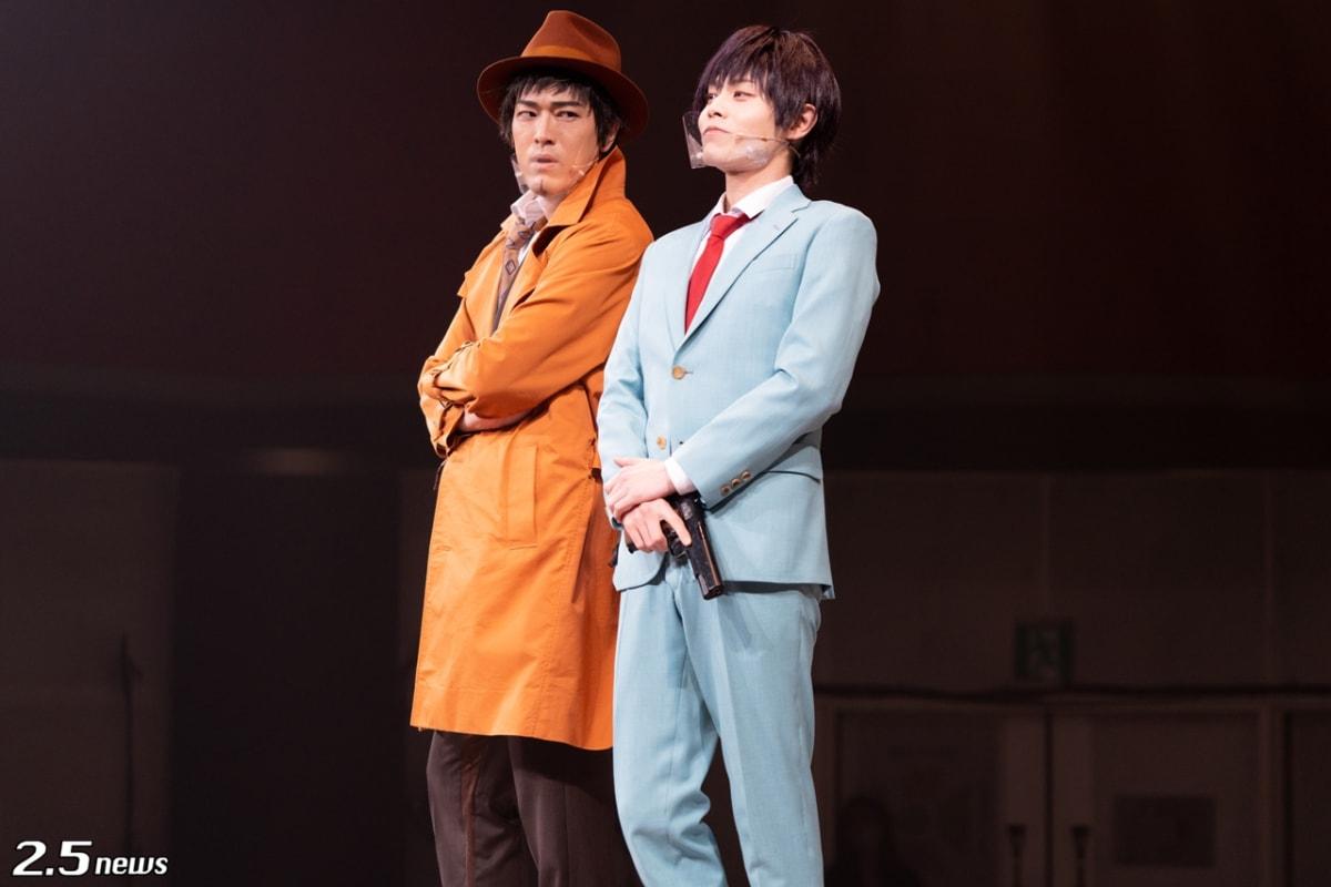 舞台『錦田警部はどろぼうがお好き』