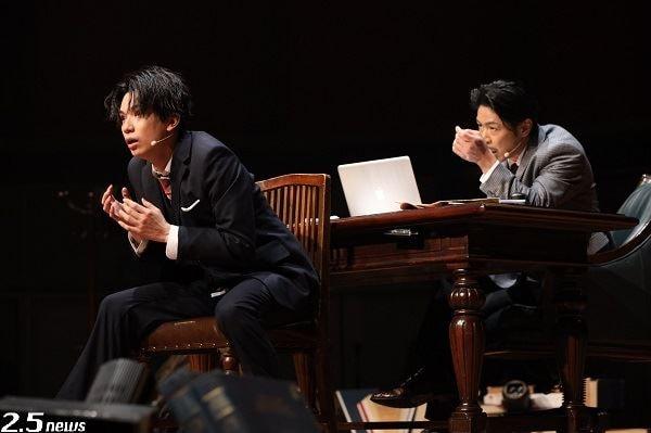 【レポート】ミュージカル『INTERVIEW~お願い、誰か僕を助けて~』◆Team RED◆ゲネプロレポートをお届け!