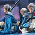 【レポート】「錆色のアーマ」外伝 -碧空の梟-、開幕!