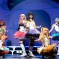 【レポート】2.5次元ダンスライブ「ツキウタ。」ステージ Girl's Side MEGASTA. 『FIRST DREAM -あなたとみるはじめてのゆめ-』◆花公演◆ゲネプロレポートをお届け♪