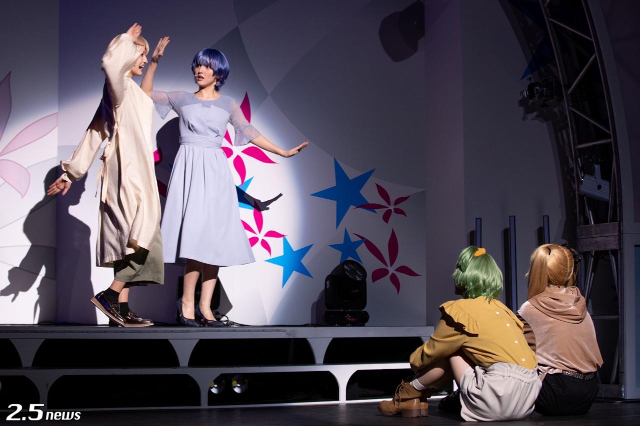 2.5次元ダンスライブ「ツキウタ。」ステージ Girl's Side MEGASTA. 『FIRST DREAM -あなたとみるはじめてのゆめ-』◆星公演◆