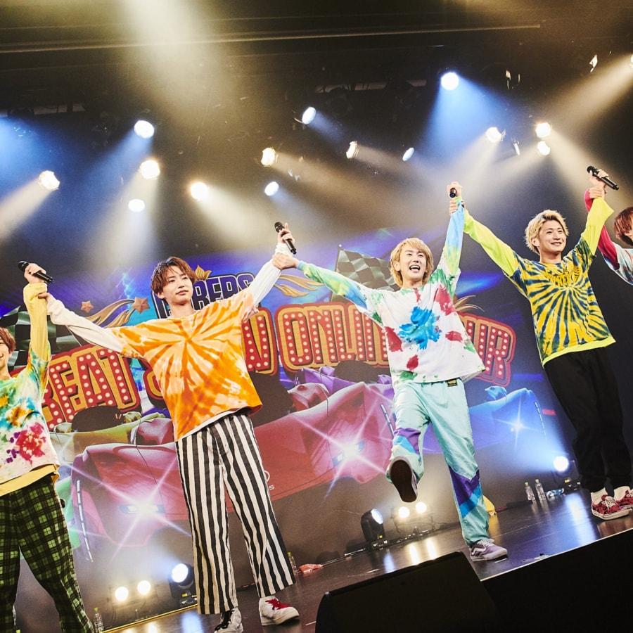「CUBERS SPEED BEAT SHOW ONLINE TOUR」FINAL