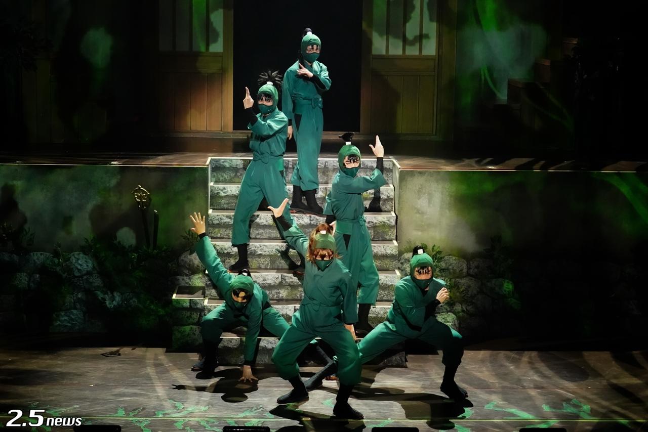 ミュージカル「忍たま乱太郎」第 11 弾再演 忍たま 恐怖のきもだめし