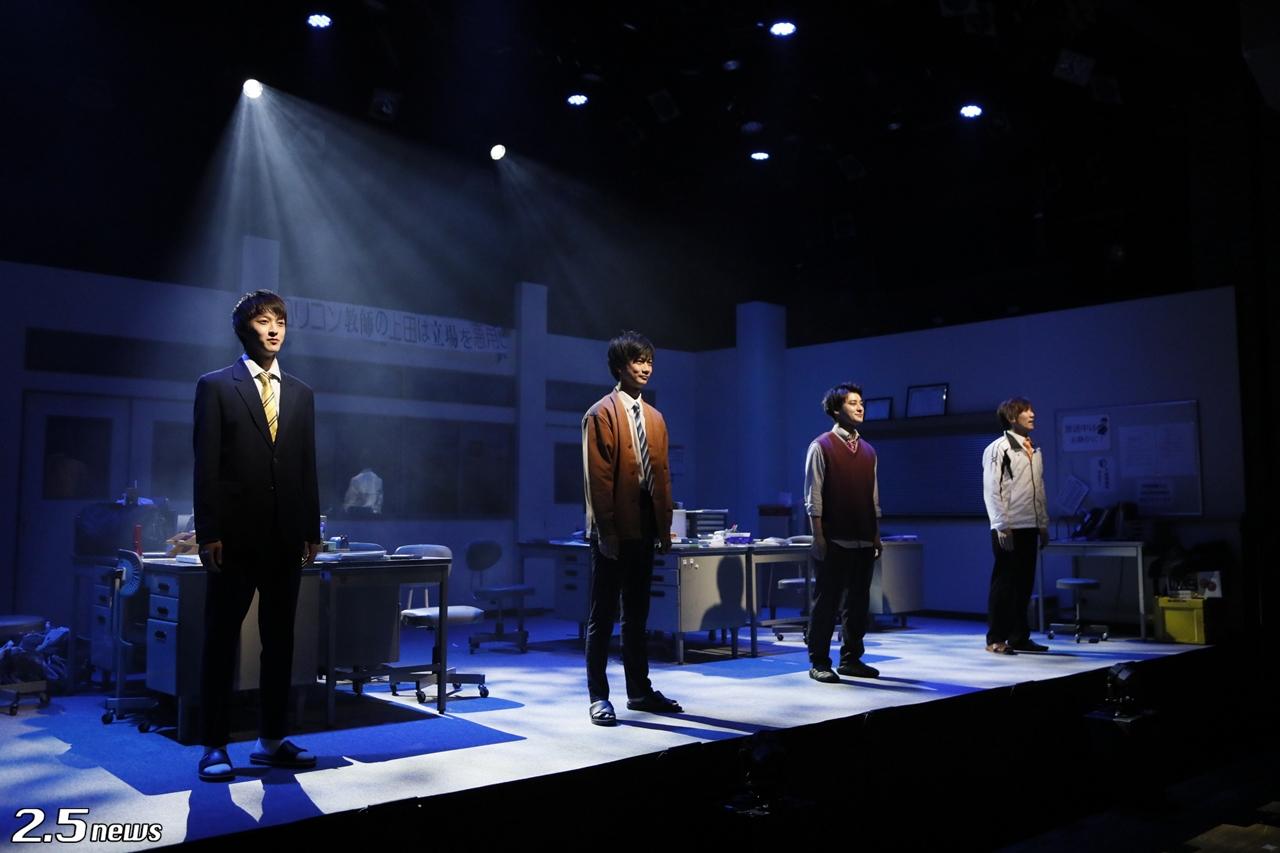 舞台「五月雨」