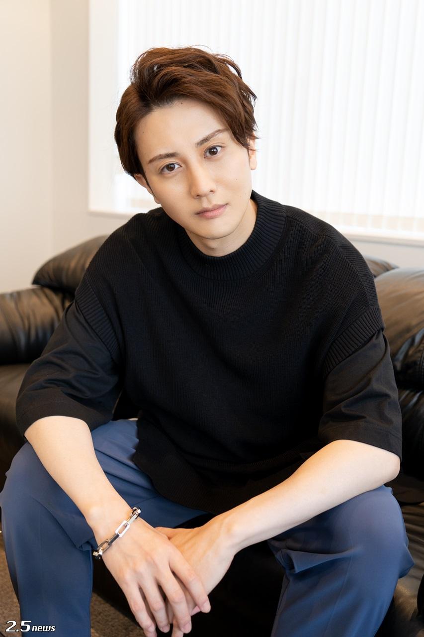 栗栖秀太郎 役:太田基裕さん
