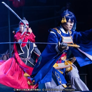舞台『刀剣乱舞』无伝 夕紅の士 -大坂夏の陣-