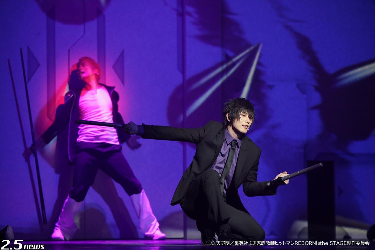 『家庭教師ヒットマン REBORN!』the STAGE -episode of FUTURE-